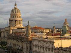 Havana, Cuba ~ El Capitolio