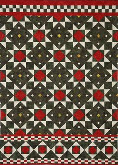 Scandinavian Quilt patterns