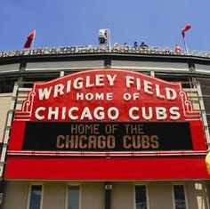 Stadium Dining Guides: Where to Eat at Wrigley Field, Home of the Chicago Cubs