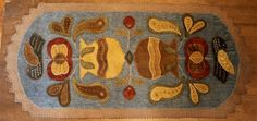 decorative-wool-table-runner-Rebekah-L-Smith