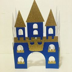 ONLY ACCEPTING ORDERS FOR PARTIES AFTER AUGUST 10 AND SHIPS OUT ACCORDING TO DATE OF PARTY. This listing is for 1 centerpiece that has 4 pieces measuring 5.5wide and 7.5 tall Please be sure to leave date of party or it will ship out in 8 week Thank you