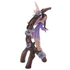 Wholesale Fairy Figurines | Wish Fairy Under Flower Branch Fairy Statues, Fairy Figurines, Flower Branch, Search, Flowers, Gifts, Fictional Characters, Art, Art Background