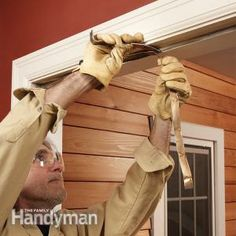 Replace Weather Stripping - Article | The Family Handyman