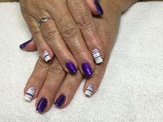 Classy nails by Jenny
