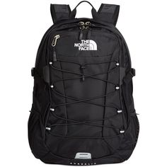 The North Face Borealis Backpack ($53) ❤ liked on Polyvore featuring bags, backpacks, accessories, laptop bag, the north face backpack, padded backpack, backpacks bags and the north face bag