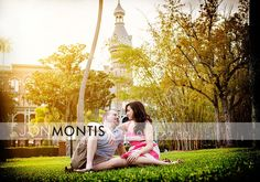 university of tampa engagement photos - Google Search