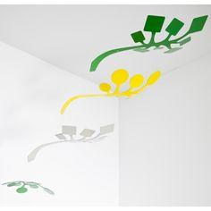 Sprig Mobile - Green/YellowSchmitt Design