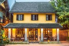The Chang Inn,Laung Prabang