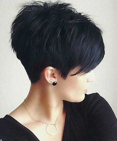 Short Black Hairstyles for Women 2016