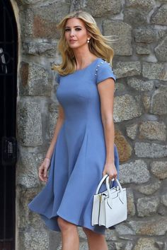 Ivanka Trump..