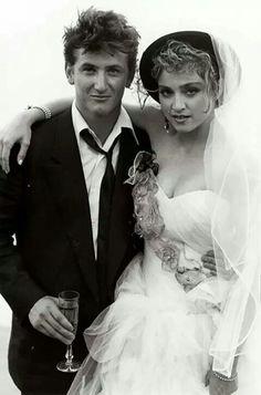 Madonna weds Sean                                                                                                                                                      More