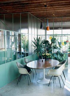Pastel Loft in Antwerpen Photography: Diane Hendrikx Via Miluccia Modern Interior, Interior And Exterior, Interior Design, Interior Styling, Sweet Home, Piece A Vivre, Deco Design, Mid Century House, Mid Century Modern Design