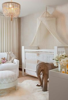 Cute! Wouldn't want the elephant, lol, but I like the colors of this room!