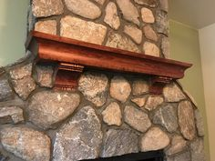 Fireplace Mantels, Shelves, Projects, Home Decor, Log Projects, Shelving, Blue Prints, Decoration Home, Room Decor