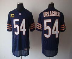 Giants Jason Pierre-Paul 90 jersey Nike Bears Brian Urlacher Navy Blue Team  Color With C Patch Men s Stitched NFL Elite Jersey 74c38402a