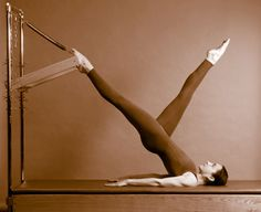 Length plus Strength! That's #Pilates #Fitfluential