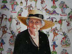 Fay Bridges   WATERCOLOR