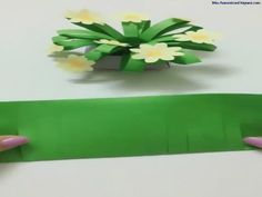 LINK to GET MORE >>>> fun paper crafts paper crafts flowers recycle paper diy yellow paper flowers Paper Flowers For Kids, Paper Flower Art, Flower Crafts, Craft Paper Design, Paper Folding Crafts, Paper Crafts, Christmas Tree Paper Craft, Recycle Paper, Paper Flower Centerpieces