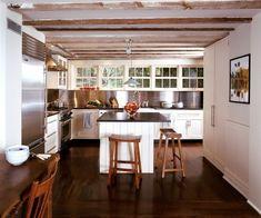 Garden Level Townhouse Kitchen