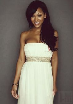 Meagan Good. She's gorgeous