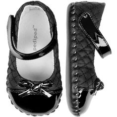 Originals Naomi - Black | pediped footwear | comfortable shoes for kids | infant baby toddler youth shoes