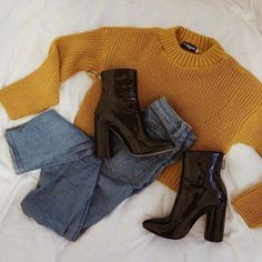 outfit date casual Fashion Mode, Fashion Outfits, Womens Fashion, Fashion Shirts, Fashion Pics, Fashion Images, Style Fashion, Latest Fashion, Fall Winter Outfits
