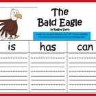 Here are 3 graphic organizers to help your students write about the bald eagle when teaching about American symbols.  I gave you the option of eith...