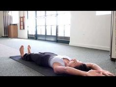 Pilates for Beginners - Great Pilates Workout for Beginners and Seniors - PART 1 - YouTube
