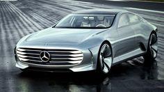 Mercedes-Benz Concept IAA | YouTube Mercedes-Benz