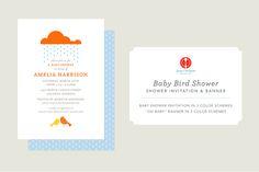 Baby Bird Shower  @creativework247
