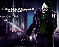 El Joker sabe!!!