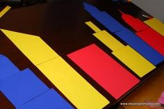 1-#superhero party ideas #backdrop #cityscape-003