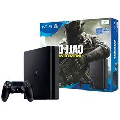 PlayStation 4 1Tb + Call Of Duty Infinite Warfare (CUH-2008B)