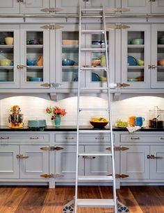 76 Best Kitchen Library Ladder Images In 2018 Library Ladder