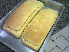 Aprenda a preparar a receita de Pão de Fubá