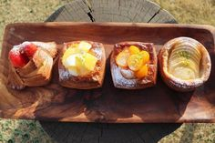 Bake Croissants, Baked Potato, Tart, Potatoes, Bread, Baking, Danish, Ethnic Recipes, Food