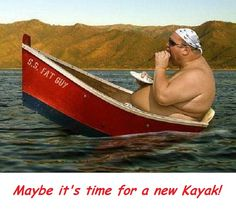 Time for a new Kayak? Maybe it's time to check out CKS Online! www.TheRiverRuns.info #kayaking #kayak #buykayak
