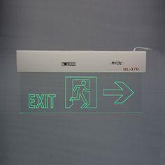 LED Edge Lit Exit Sign Dl-370