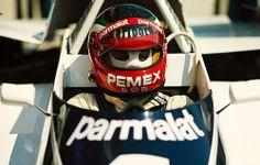 Hector Rebaque Brabham  1981