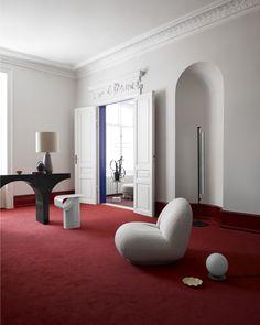 GUBI // Pacha Lounge Chair by Pierre Paulin