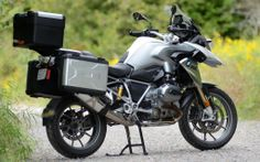 Cycle Canada Test: BMWR1200GS - Photo Gallery - Cycle Canada