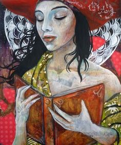 Léo-Vinh Beauvois (French Contemporary).  Repinned by Ellery Adams  www.elleryadamsmysteries.com