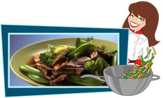Beef Stir-Fry: 7 PointsPlus® for entire recipe (4 oz beef + veggies)