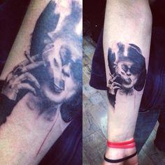 Marla singer tattoo fight club tattoo