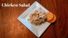 My Chicken Salad Recipe