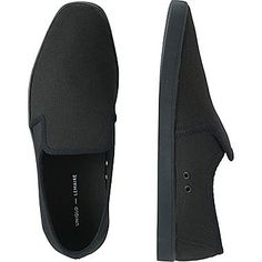 LEMAIRE CANVAS SLIP-ON