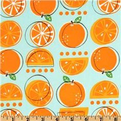 This would be cute for kitchen towels...