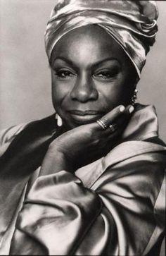 Nina Simone.her music...need i say more