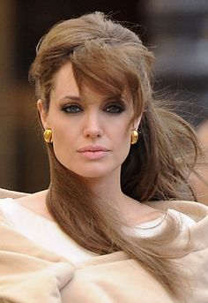 Angelina in The Tourist I love her makeup