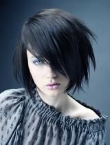 Love the cut & color...think ill go back dark when my hair grows out some